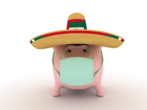 Rol dieren in H1N1-epidemie, Mexicaanse Griep