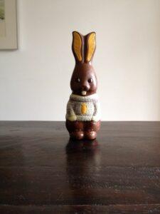 Chocolade-Paashaas