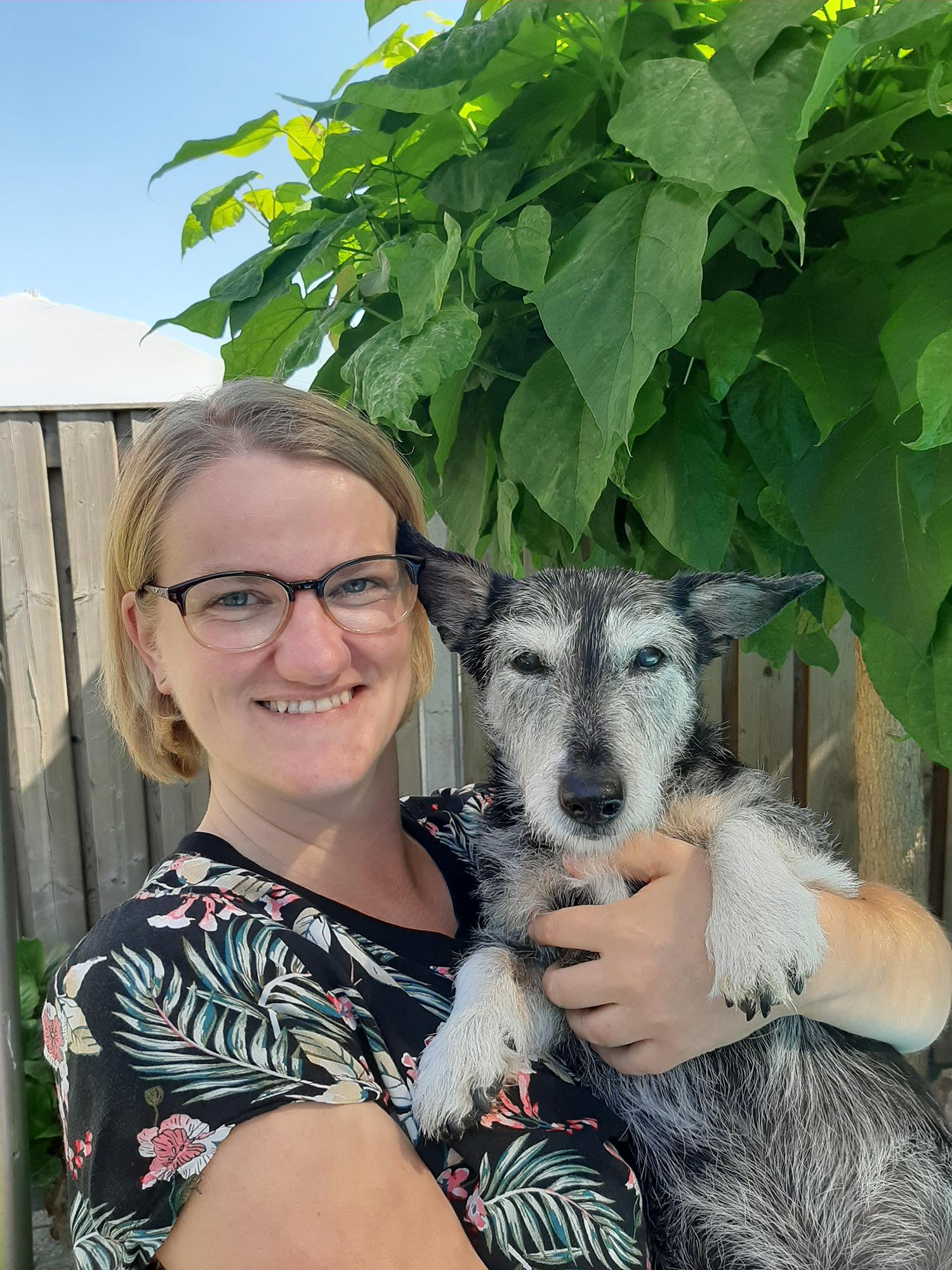Dierenkliniek Tiel-Drumpt: Eline van Bekkum, paraveterinair bij dierenkliniek Tiel-Drumpt