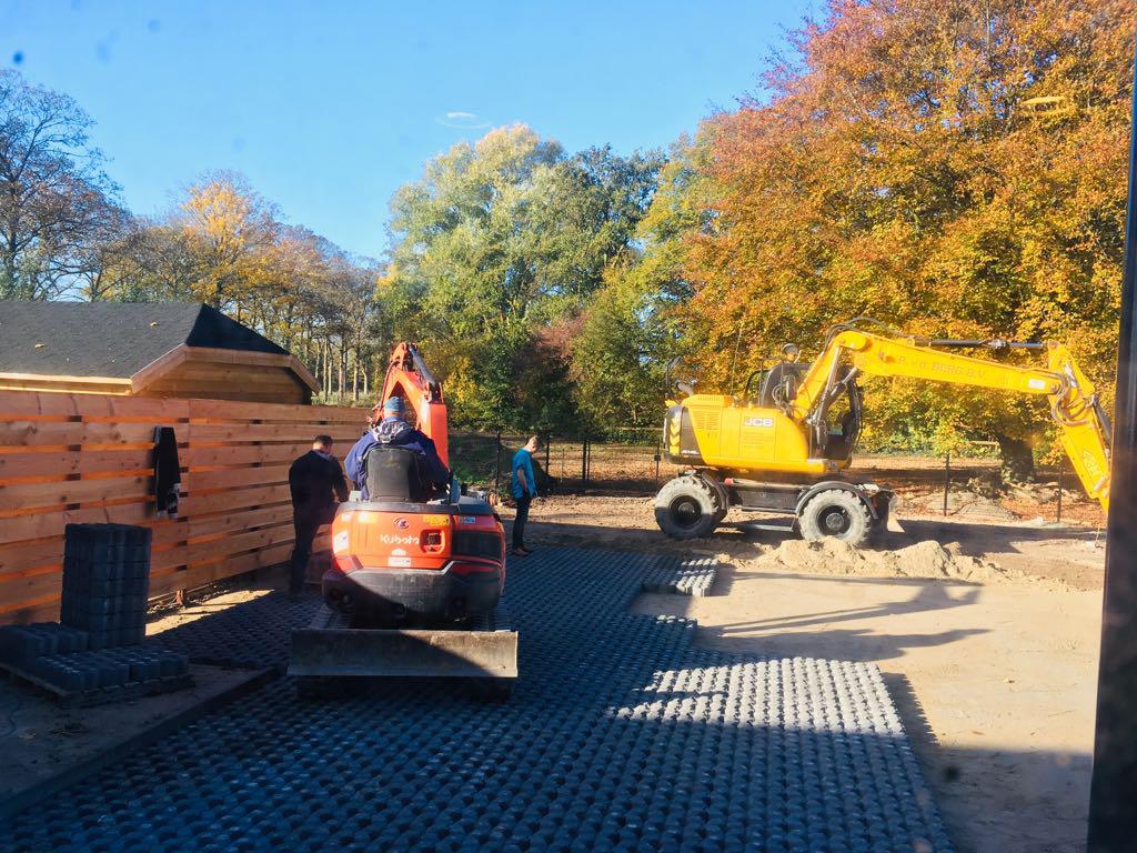 Dierenkliniek Tiel-Drumpt: De nieuwe parkeerplek bij de dierenarts in Tiel