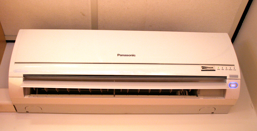 Dierenkliniek Tiel-Drumpt: Airconditioning om onze opname patiënten op temperatuur te houden.