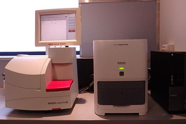 Dierenkliniek Tiel-Drumpt: Voor het bloedonderzoek maken onze dierenartsen onder andere gebruik van de lasercyte. Nu hebben we een vernieuwing in ons laboratorium :de catalyst.