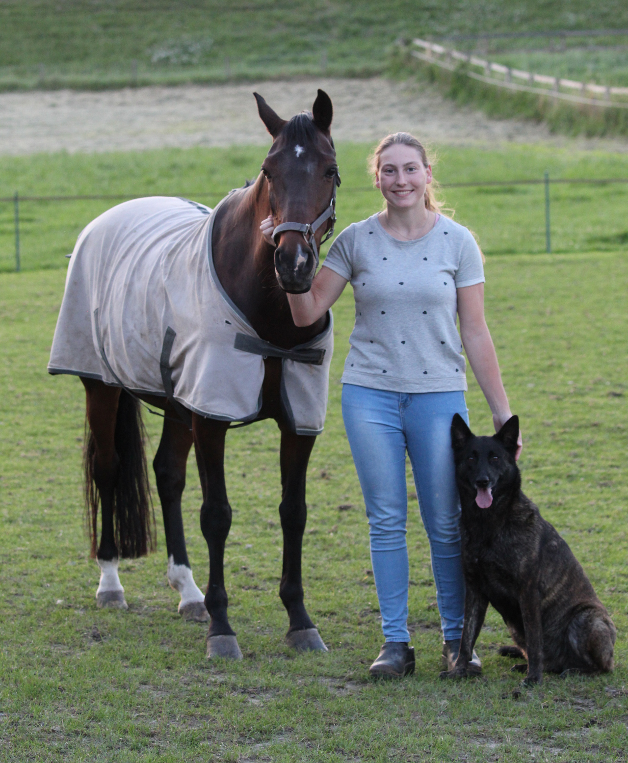 Dierenkliniek Tiel-Drumpt: Lisanne is onze paraveterinair uit Randwijk
