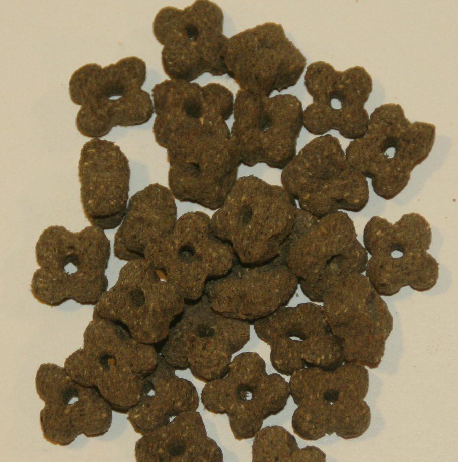 """Dierenkliniek Tiel-Drumpt: Cavia voer bestaat bij voorkeur uit 1 soort brokje. Deze moeten dan wel """"volledig"""" zijn."""